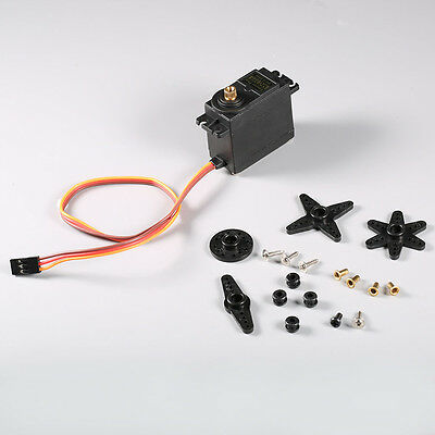 MG995 Metal Gear Super High Speed High Torque RC Servo For Helicopter/Car/Boat B