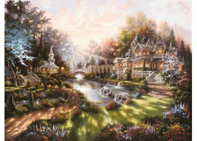 Ravensburger In The Morning Light 1000pc Jigsaw Puzzle RB15944-4