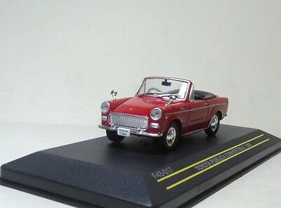 FRIST:43 MODELS 1:43 TOYOTA PUBLICA CONVERTIBLE 1964 Diecast model car - F43-017