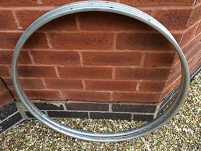 Vintage New Old Stock Pair Of Ava Alloy Sprint Rims,700C,both 36 Hole