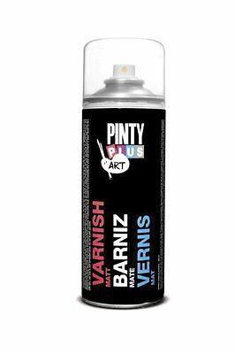 BARNIZ MATE SPRAY MANUALIDADES ART NOVASOL 520cc