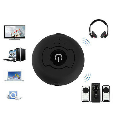 Wireless Bluetooth 4.0 A2DP Audio Stereo Dongle Adapter Transmitter for TV PC BY