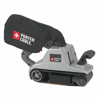 """Porter-Cable 4"""" x 24"""" Sander with Dust Bag 362 New"""