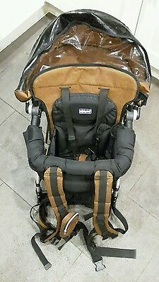 Chicco Backpack Baby Carrier (6-36 Months)