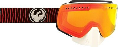 Dragon NFXS Snow Blur Frameless Mens Snowmobile Skiing Snowcross Goggles