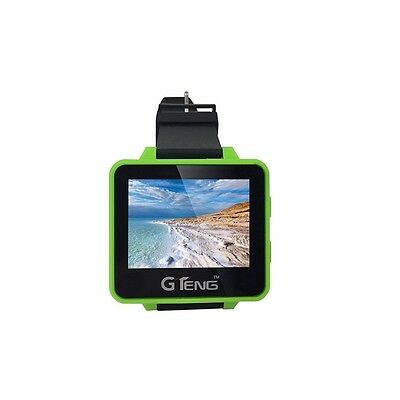 GTeng FPV T909 5.8G 3dBi 32CH  Receiver 2.6 Inch Screen Real-time Wearable Watch
