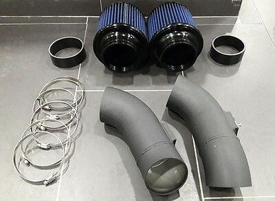 Turbo Intake Charge Pipe Cooling kit For BMW F10F11F12F13 M5 M6 STC Performance