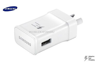 GENUINE Samsung 9V Adaptive Fast Charging Wall Charger Adaptor - White