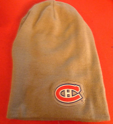 Cool Beanie Hat Coors Light Beer Promotion ! Montreal Canadiens NHL