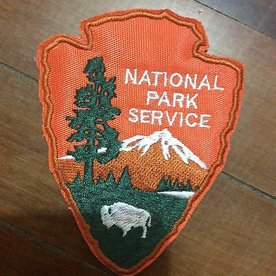 Patch Badge United State America National Park Service - Replica
