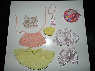 American Girl Angelina Ballerina Mouse Clothes Lot