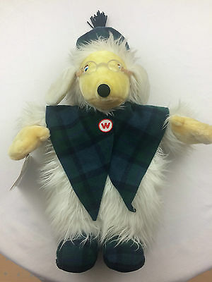 "Boots Uncle Bulgaria Womble Hot Water Bottle Cover / PJ Case 23"" - With Tags"