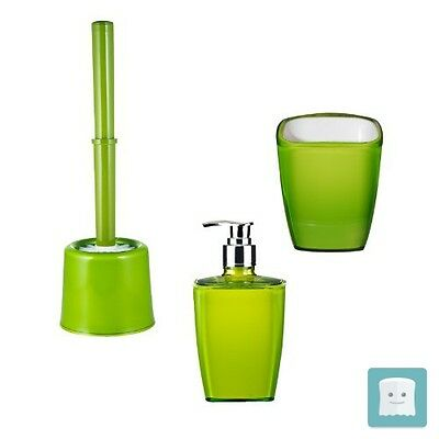 Ridder 229903050-350 - Set Di 3 Accessori, Colore: Verde