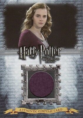 Harry Potter Half Blood Prince Update Hermione Granger's C10 Costume Card