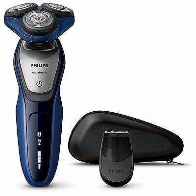Philips  AquaTouch Series 5000 Wet/Dry Rech. Shaver - 3 LED