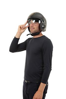 FANCY DRESS Jet Pilot Helmet