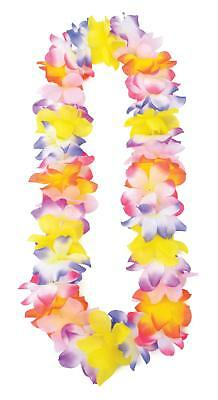 FANCY DRESS Hawaiian Leis (Big Flowers)