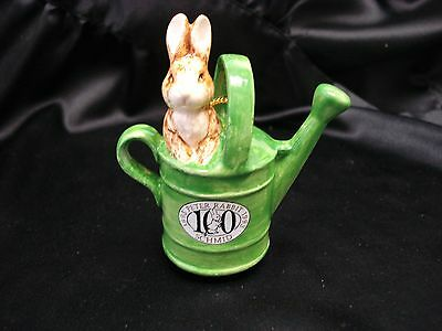 1993-SCHMID-100-Years-of-Peter-Rabbit-Watering-Can-Ornament-A01