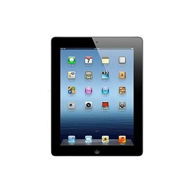 Apple iPad 4 32GB, Wi-Fi, 9.7in - Black-Good Condition - Includes VAT
