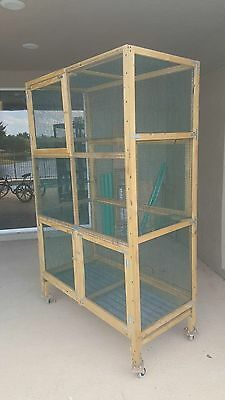 Cage (custom large) for small animals, birds & Sugar Gliders