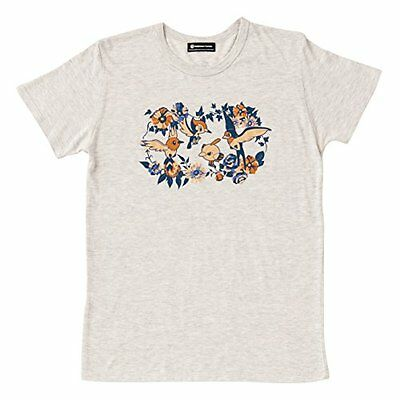 Pokemon Center Original T-shirt MOKUROH'S GARDEN L
