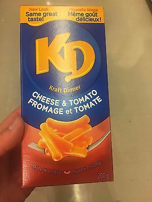Canada Kraft Macaroni - One box - Multiple Flavours available