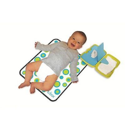 NEW The essential nappy wallet and change mat