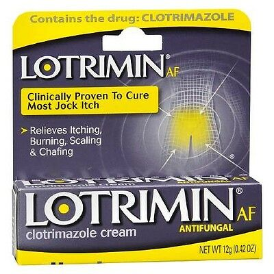 Lotrimin AF-Lotrimin Anti Fungal Jock Itch Cream .42 oz