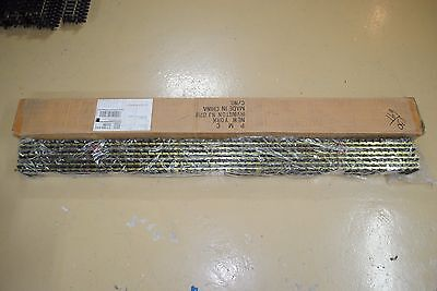 "Aristo-Craft ART-11099 Euro Style 60"" Straight Brass Track *G-Scale* NEW"