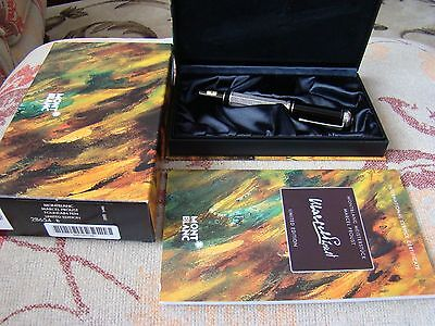 Montblanc Marcel Proust Limited Edition Fountain Pen Unused