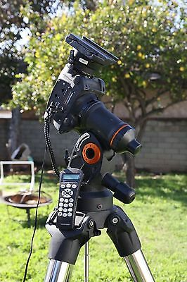 Celestron CGEM Computerized Equatorial Mount with Hand Controller READ LISTING