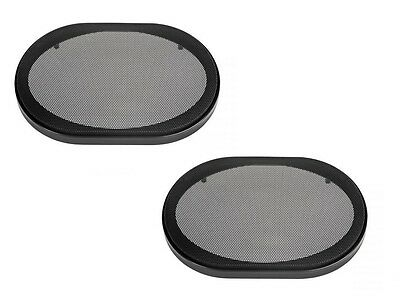 """Grill - Speaker grille Cover grille for speakers 6 x 9 """" 15x23cm"""