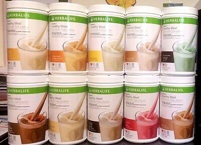 Herbalife Formula 1 Meal Replacement Shakes 750g  - 12 FLAVORS CHOOSE!!!!