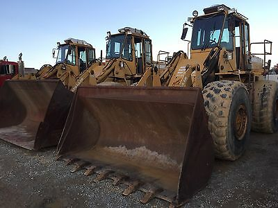 Fiat Allis Fr20B Wheel Loader 4X4 Diesel Great Value!!! Low Cost Shipping Rates!