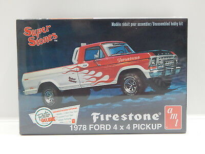 1:25 1978 Ford 4 x 4 Pickup - Super Stones AMT AMT858