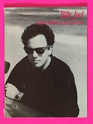 Billy Joel Easy Piano Collection Music Tab Book Uptown Girl Honesty Piano Man