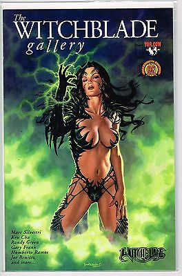 Witchblade Gallery Edition #1 Dynamic Forces Exclusive Cover /5,000 Coa Sealed