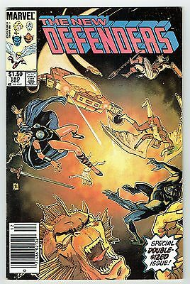 New Defenders #150 Marvel Comics Copper Age 1985 VF Rare Canadian Price Variant