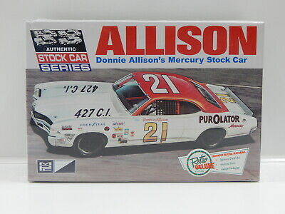 "1:25 ""Allison"" Donnie Allison's Mercury Stock Car MPC MPC796"