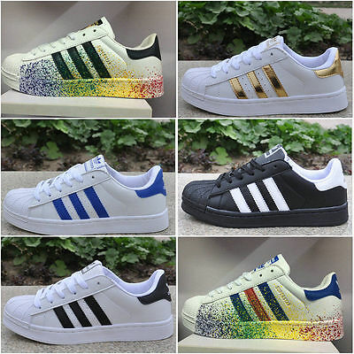 New Man Shoes Ladies Pumps Trainers Lace Up Mesh Sports Running Casual Gym Size