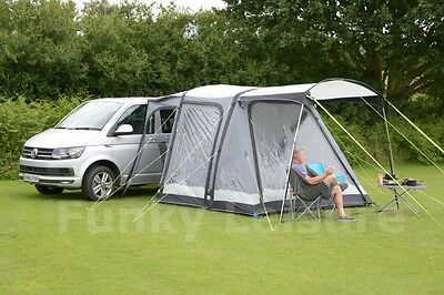 Kampa Travel Pod Motion AIR - New 2017 Inflatable Drive-Away Awning - VW Height