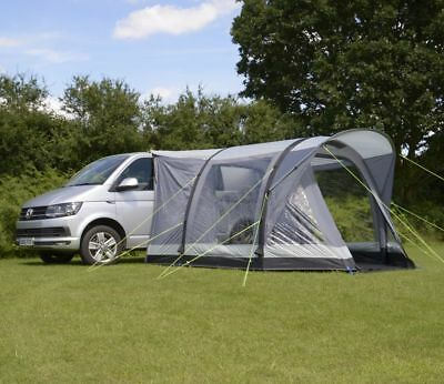 Kampa Travel Pod ACTION AIR - New 2017 Inflatable Drive-Away Awning - VW Height
