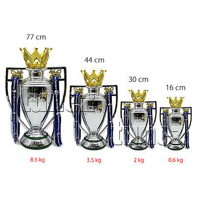 Replica EPL Trophy English Premier League Champions Fantasy Game Sport Winner