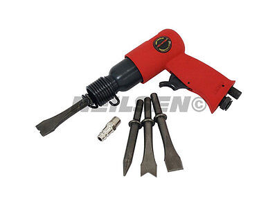 Neilsen 6 inch Air Hammer CT0676 plus extra chisles CT4142