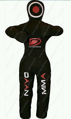 Brazilian Jiu Jitsu Grappling Dummy MMA Wrestling Bag Judo Martial Arts 40""