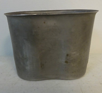 Stainless Steel Canteen Cup Gently Used