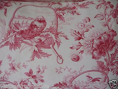 Divine Pillow Antique French Fabric Antique French Linen Roses And Poppies