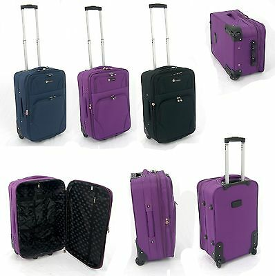 EasyJet Trolley Cabin Hand Luggage Carry On Flight Bag Fits in 56x45x25