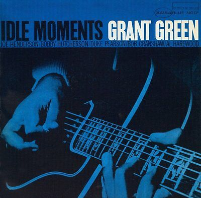 Grant Green - Idle Moments +++2 LPs 180g 45rpm ++Analogue Productions +NEU++OVP
