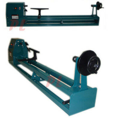 1/2HP 40 Inch 4 Speed Power Wood Turning Lathe 14x40 - FREE SHIPPING